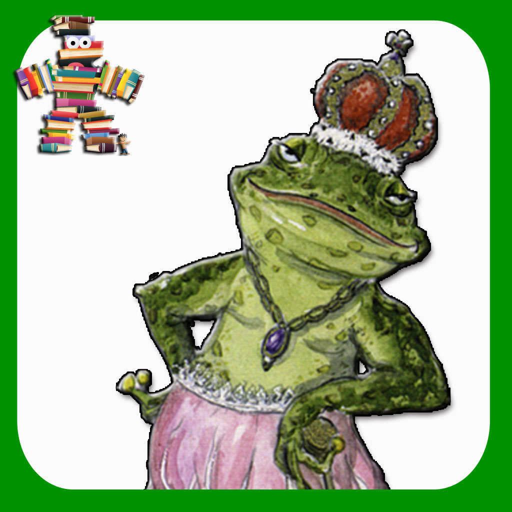 Grimm's Frog King app icon